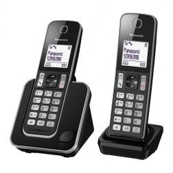 Telefono Inal Panasonic Kx-Tgd312spb Duo