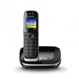 Telefon Inal Panasonic Kx-Tgj310spb Negro