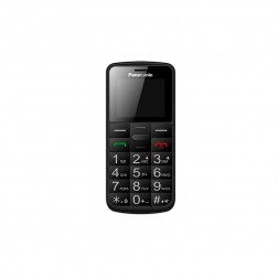 "Movil Panasonic Kx-Tu110exb 1.7"" Tft Color Iconos Grandes Negro"