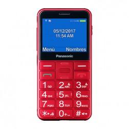 """Movil Panasonic Kx-Tu150exr 2.4"""" Bluetooth Rojo"""