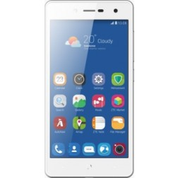 "Movil Zte Blade L7 5"" Quad Core 1.3 Blanco"