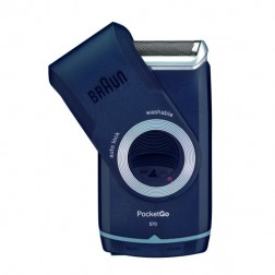 Afeitadora Braun*p&G Pocket M60 Pilas *new*