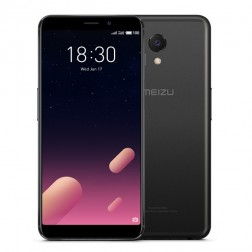 "Movil Meizu M6s 5,7"" 3gb 32gb Negro"