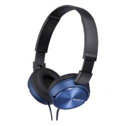Auricular Diadema Sony Mdr-Zx310l 30mm Azul