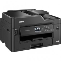 Impresora Brother Multifuncion Mfc-J5330dw Color