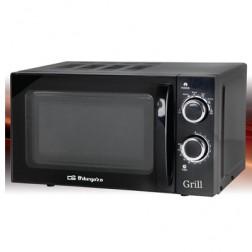 Microondas Grill 20l Orbegozo Mig2031 700w Negro