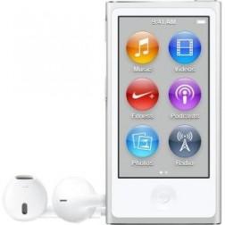 Ipod Nano 16gb Apple Silver New Edition