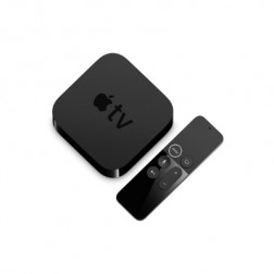 Reproductor Audio/Video Apple Tv 4k 32gb Negro