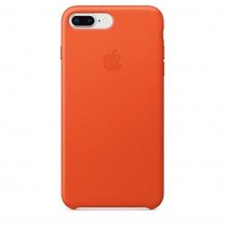Funda Apple Iphone 8 Plus / 7 Plus Piel Naranja