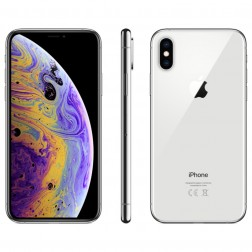 """Movil Iphone Xs 5.8"""" 256gb Silver"""