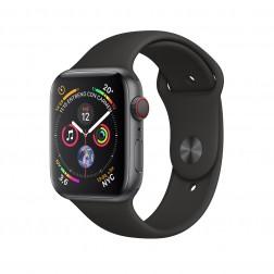 Apple Watch 4 Mtvu2ty/A Gps + Cellular 44mm Gris Correo Negra