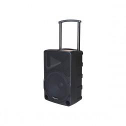 Altavoz Trolley Sunstech Muscle Pro Bluetooth 40w Negro