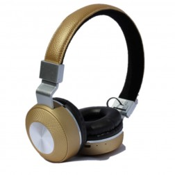 Auriculares Diadema Myo My4032d Bluetooth Dorado