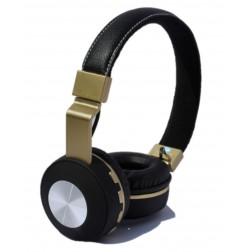 Auriculares Diadema Myo My4032n Bluetooth Negro