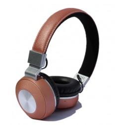 Auriculares Diadema Myo My4032p Bluetooth Plata