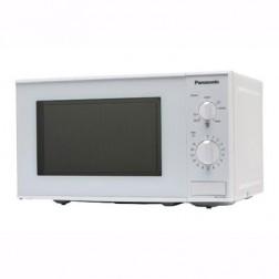 Microondas Grill 20l Panasonic Nn-K101wmepg Blanco