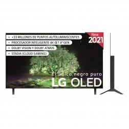 Tv 55 Lg Oled55a16la 4k Oled Procesador 4k A7 Gen4 Con Ai (G)
