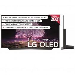 Tv 55 Lg Oled55c14lb 4k Oled Procesador 4k A9 Gen4 Con Ai (G)