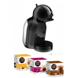 Cafetera+3 Paq Cafe Dolce Gusto Delonghi Mini Me N