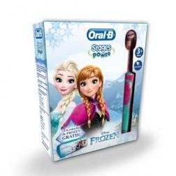 Cepillo Dental Braun Oral-B D12 Stages Frozen