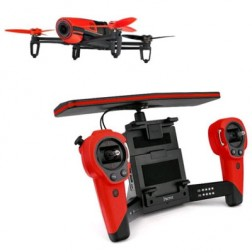 Dron Parrot Bebop & Skycontroller Rojo