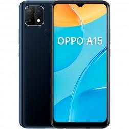 "Movil Oppo A15 6,52"" Hd+ 2gb+32gb Black"