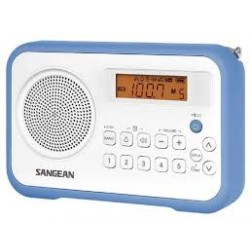 Radio Digital Sangean Prd18blue