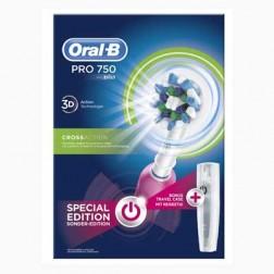 Cepillo Dental Braun Oral-B Pro750 Cross Action Ro