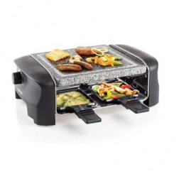 Raclette Princess 162810 Party 4 Stone 600w