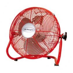 Ventilador Industrial Orbegozo Pw1430 Rojo 50w