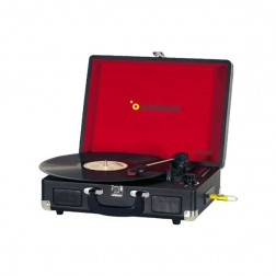 Giradisco Sunstech Pxr6sbt Bluetooth Radio Funcion Encoding Negro