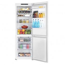 Combi Samsung Rb33n301nww/Ef 185cm Nf Blanco A+++