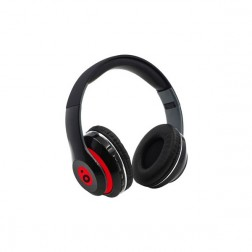 Auricular Diadema Sunstech Rebel Bluetooth Negro