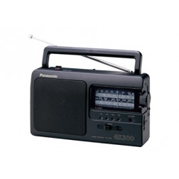 Radio Panasonic Rf3500e9-K Multibanda