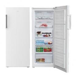 Congelador V Beko Rfne270k21w 151.8cm Nf Blancoa+