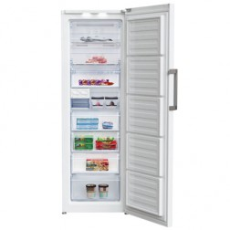 Congelador V Beko Rfne312e33w 185cm Nf Blanco A++