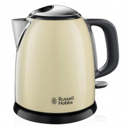 Hervidor Russell Hobbs Rh24994-70 Mini Colours Plus+ 1l Crema