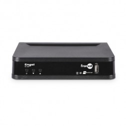 Receptor Satelite Engel Rs1020 Fransat Hd Pvr