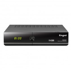 Receptor Satelite Engel Rs8100y Hd Pvr Wfi Usb