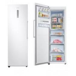 Congelador V Samsung Rz32m7135ww/Es 186cm Nf Blanco