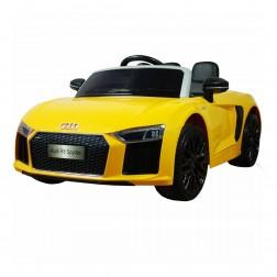 Coche Electrico Infantil Sabway Audi R8 Syder Sport Amarillo