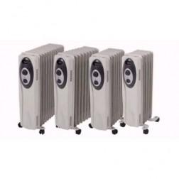 Radiador Aceite S&P Sahara2002 9 Elementos 2000w