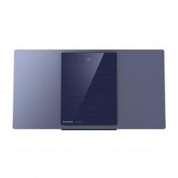 Micro Cadena Panasonic Sc-Hc400eg-A Azul 40w Bluet