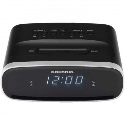 Radio Despertador Grundig Scn120 Digital Pantalla Led