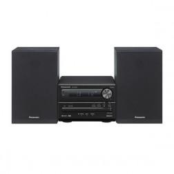 Micro Cadena Panasonic Sc-Pm251ec-K 20w Bluetooth Usb Negra