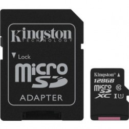 Tarjeta Micro Sd 128gb Kingston Sdcs128gb