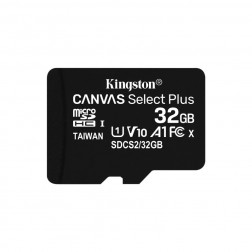 Tarjeta Micro Sd 32gb Kingston Sdcs2/32gbsp Clase 10