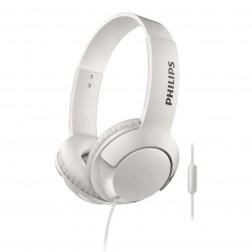 Auriculares Diadema Philips Shl3075wt/00 Blancos
