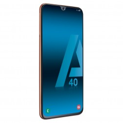 "Movil Samsung Galaxy A40 5.9"" Coral"