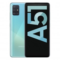"Movil Samsung Galaxy A51 6.5"" 4gb 128gb 4 Camaras Azul"